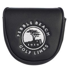 Pebble Beach Golf Mallet Putter Cover