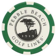 Pebble Beach Collectible Poker Chip