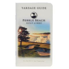 Pebble Beach Golf Links Yardage Guide