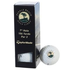7th Hole Sleeve Golf Balls