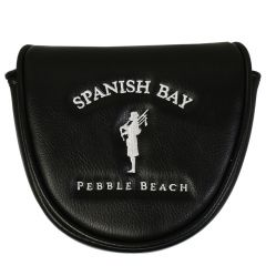 Links at Spanish Bay Mallet Putter Cover