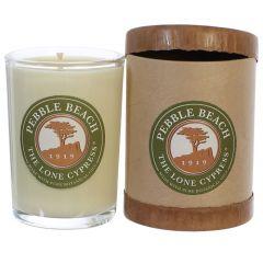 Pebble Beach 8 ounce Soy Wax Candle