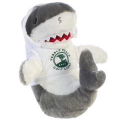 Pebble Beach Plush Shark