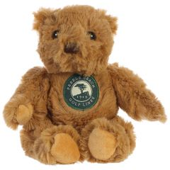 Pebble Beach Beanie Bear
