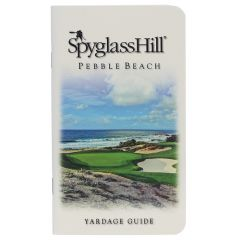 Spyglass Hill Golf Course Yardage Guide