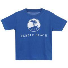 Pebble Beach Toddler Tee's