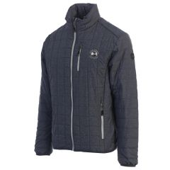 Men's Pebble Beach 'Rainier' Jacket by Cutter & Buck-Grill-XL