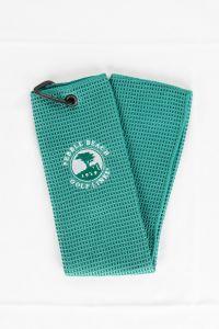 Pebble Beach Micro Scrubber Golf Towel