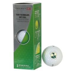 Pebble Beach Project (a) sleeve of balls by TaylorMade Golf