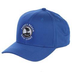 Pebble Beach Classic99 Aerobill Golf Hat by Nike-Royal