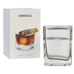 Pebble Beach Cigar Rocks Glass by Corkcicle