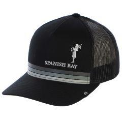 Spanish Bay Men's Loomis Hat by Travis Mathew -Snapback