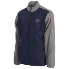 Pebble Beach Club Wind Jacket by Adidas-Navy-2XL