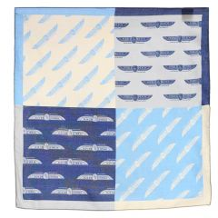 Concours d' Elegance Exclusive 4-Color Pocket Square by NK Collections