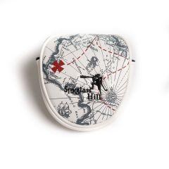 Spyglass Hill Map Mallet Putter Cover