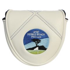 AT&T Pebble Beach Pro-Am Mallet Putter Cover