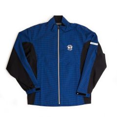 Pebble Beach FJ Houndstooth Rain Jacket