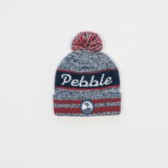 Pebble Beach Jacquard Knit Beanie by Pukka