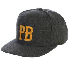 Pebble Beach 'PB' Cotton Twill Cap by Pukka