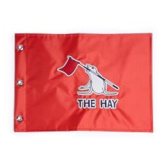 The Hay Signature Pin Flag by PRG