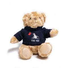 The Hay Teddy Bear