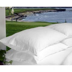 100% Egyptian Cotton Micro-Check Pillow Cases