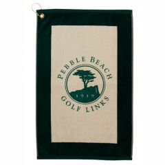 Pebble Beach Golf Links Pro Shop Golf Towel