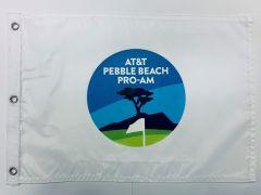 AT&T Pebble Beach Pro-Am Pin Flag