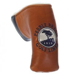Pebble Beach Blade Putter Cover by Links & Kings