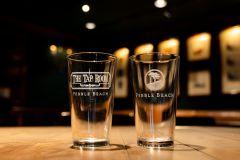 Pebble Beach Pint Glass