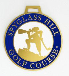 Spyglass Hill Golf Course Bag Tag